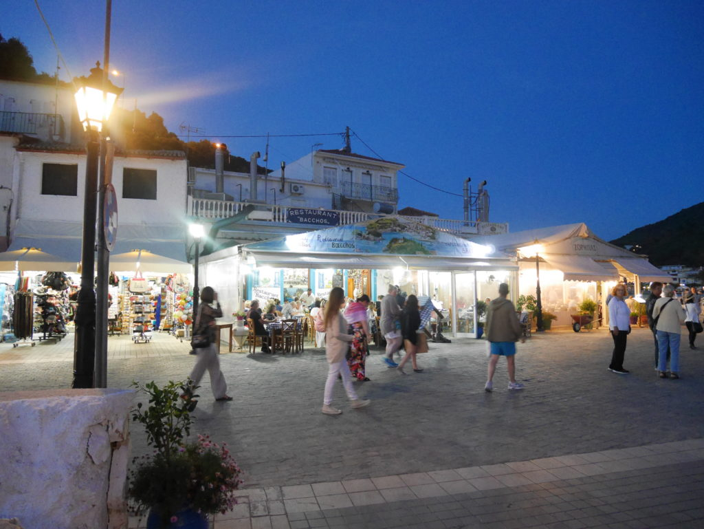 Best Restaurants In Parga Town